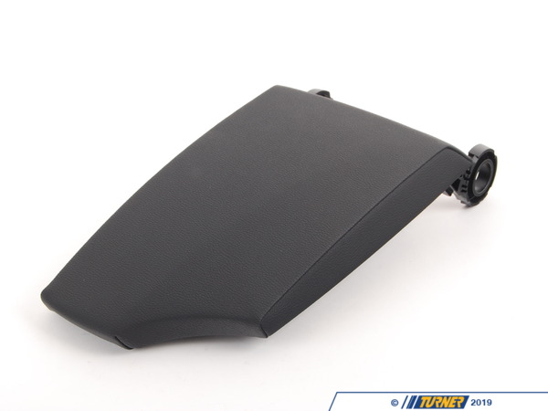 T#86820 - 51169122572 - Genuine BMW Cover, Center Arm Rest Schwarz - 51169122572 - E82 - Genuine BMW -
