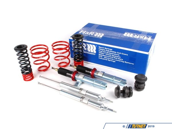 H&R E92 328xi/335xi H&R Street Performance Coil Over Suspension 50495-2