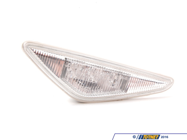 T#16246 - 63136920731 - Genuine BMW Clear Fender Side Marker - Left - E46 325Ci, E46 330Ci - Genuine BMW Addit. Turn Indicator Lamp, Left WhiteThis item fits the following BMW Chassis:E46 M3,E46 - Genuine BMW - BMW
