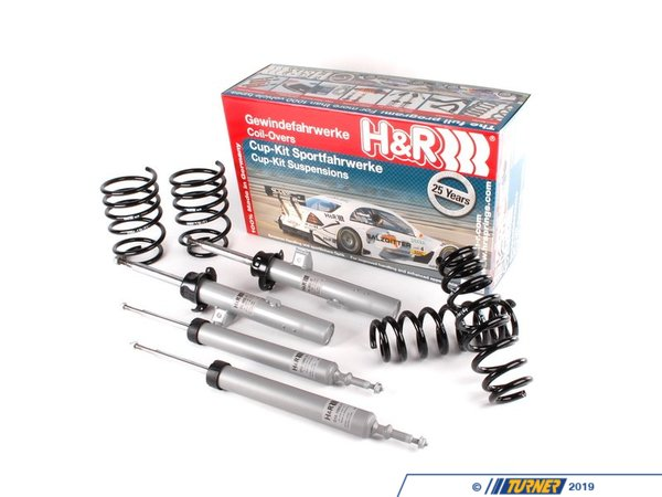 T#21524 - 31054-1 - E90 325i/328i/330i Sedan H&R Sport Cup Kit Suspension Kit Package - H&R - BMW