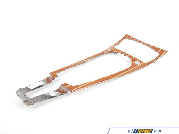 T#84916 - 51168023420 - Genuine BMW Maritim Wood Trim, Center Console - 51168023420 - E85 - Genuine BMW -
