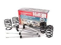 E46 323i/325i/328i/330i/ci (with sport) H&R Sport Cup Kit Suspension Package