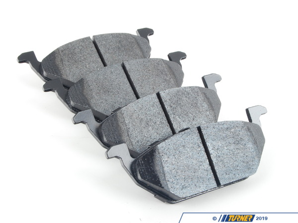 T#2200 - TMS2200 - Hawk HP Plus Street Brake Pads - Front - E60, E82, E89, E9X - Hawk - BMW
