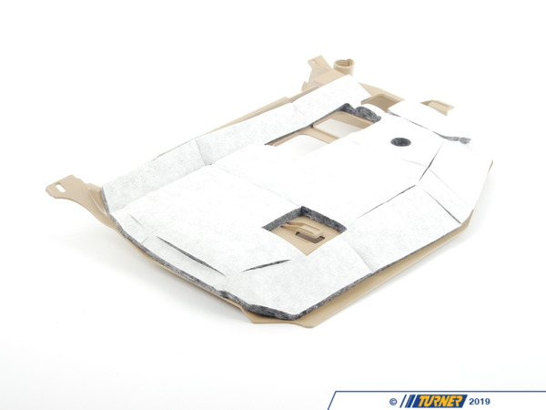 T#107655 - 51457155193 - Genuine BMW Trim Panel Lower Right Beige - 51457155193 - E90 - Genuine BMW -
