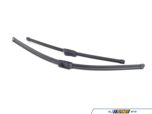 T#6005 - 61612147361 - Wiper Blade Set - F01 740I/LI 750I/LI 760I/LI - Genuine BMW - BMW