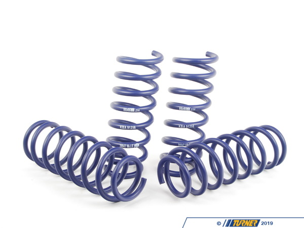 T#12099 - 50470-2 - H&R Sport Spring Set - F10 550i xDrive - H&R - BMW