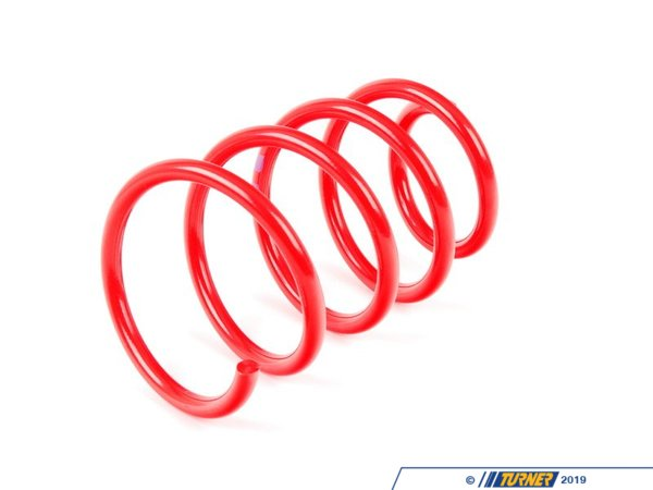 T#55153 - 31336782728 - Genuine MINI Front Coil Spring J. Cooper Works - 31336782728 - Genuine Mini -