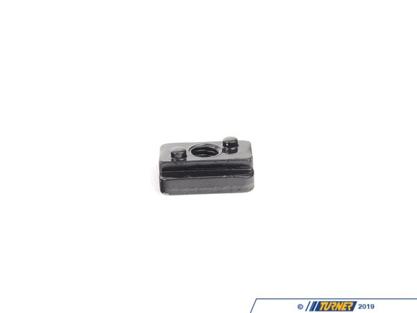 T#72642 - 41317173593 - Genuine BMW Slide Element For Bumper Wit - 41317173593 - Genuine BMW -