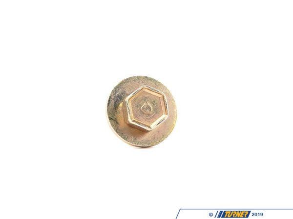 T#28240 - 07119916966 - Genuine BMW Hex Head Screw - 07119916966 - E30,E34,E36,E38,E39,E46 - Genuine BMW -