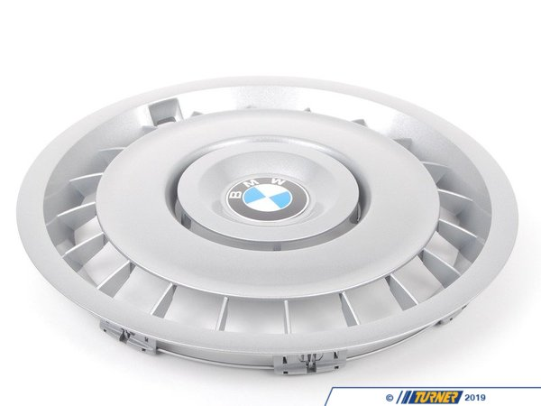 "T#67370 - 36131181532 - Genuine BMW Wheel Cover 15"" - 36131181532 - E34 - Genuine BMW -"