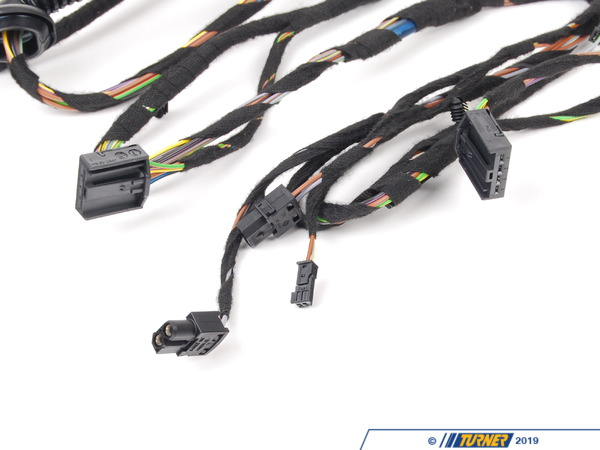 T#137033 - 61119133628 - Genuine BMW Repair Wiring Set For Trunk Lid - 61119133628 - E90 - Genuine BMW -