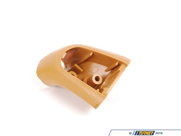 T#95461 - 51411875424 - Genuine BMW Armrest Upper Part Front Right Gobibeige - 51411875424 - Genuine BMW -
