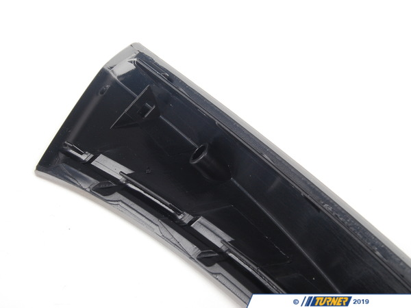 T#99008 - 51419150338 - Door Panel Pull Exterior Cover - Gray - Right - E90 3 series - Genuine BMW - BMW