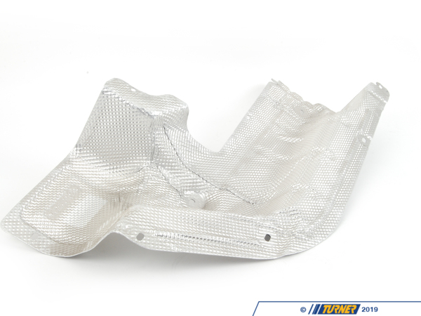 T#114346 - 51487033721 - Genuine BMW Heat Insulation Front Left - 51487033721 - E63 - Genuine BMW -
