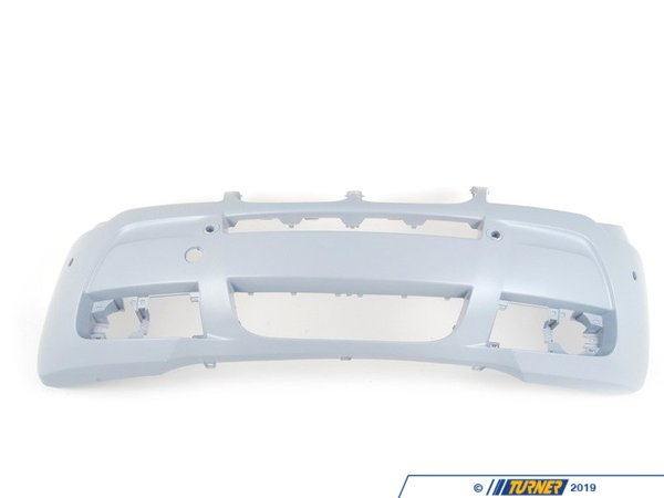 T#75906 - 51113436451 - Genuine BMW Trim Cover, Bumper, Primered, Front - 51113436451 - E83 - Genuine BMW Trim Cover, Bumper, Primered, Front - This item fits the following BMW Chassis:E83 X3 - Genuine BMW -