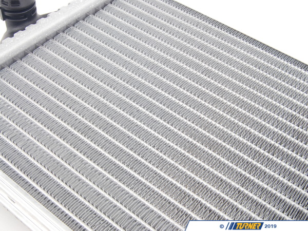 T#46036 - 17117600697 - Genuine BMW Additional Radiator - 17117600697 - Genuine BMW -