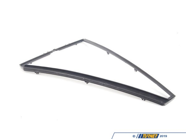 T#94026 - 51348402575 - Genuine BMW Frame For Fixed Side Window, Left 4mm - 51348402575 - E53 - Genuine BMW -