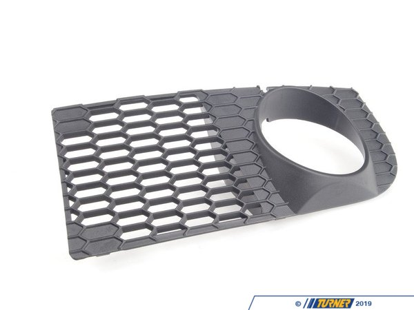 T#75890 - 51113419535 - Genuine BMW Open Grid, Left - 51113419535 - E83 - Genuine BMW Open Grid, Left - This item fits the following BMW Chassis:E83 X3 - Genuine BMW -