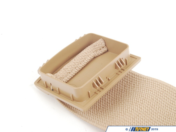 T#111148 - 51476989327 - Genuine BMW Rubber Band, Left Beige - 51476989327 - Genuine BMW -