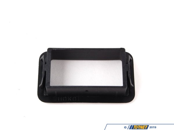 T#10578 - 61311387996 - Genuine BMW Single Flat Frame - 61311387996 - E36,E53 - Genuine BMW -