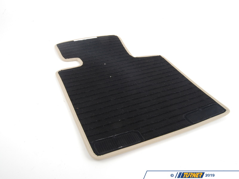 51477056295 Genuine Bmw Set Of Floor Mats Velours Beige 51477056295 E85 Turner Motorsport