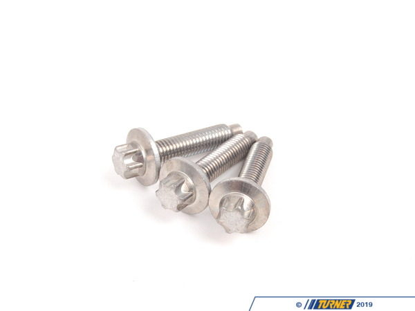 T#2253 - 11510392553 - Aluminum Screws for N52 N54 Water Pump - Rein - BMW