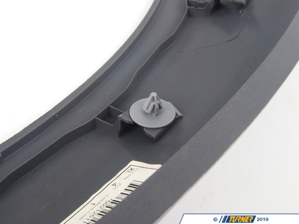 T#119984 - 51777216072 - Genuine MINI Trim Piece Front Right Wheel - 51777216072 - Genuine MINI -