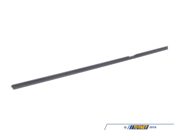 T#90145 - 51222232445 - Genuine BMW Waist Rail Trim Strip, Left - 51222232445 - Schwarz - Genuine BMW -