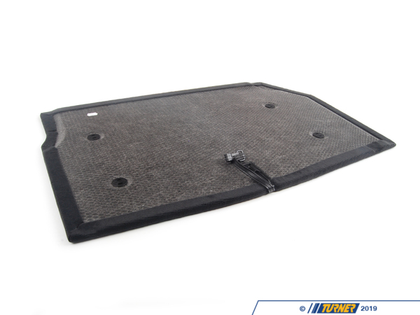 T#113165 - 51478233663 - Genuine BMW Trunk Mat Anthrazit - 51478233663 - E46 - Genuine BMW -