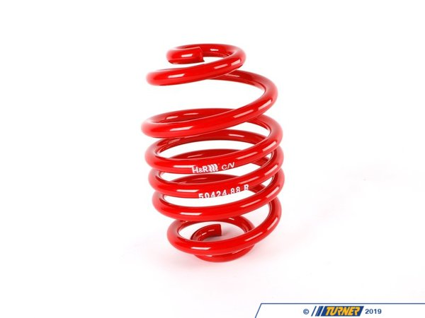 T#3709 - 50424-88 - H&R Race Spring Set - E36 325i/328i 6/92-98 - H&R - BMW
