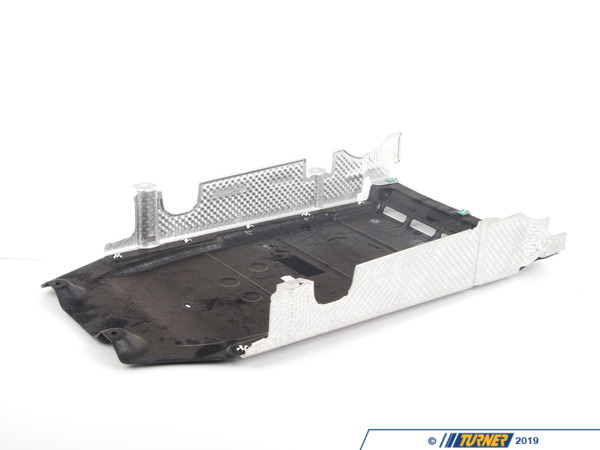 T#119440 - 51757898849 - Genuine BMW Underfloor Coating Center - 51757898849 - E90,E92,E93 - Genuine BMW -
