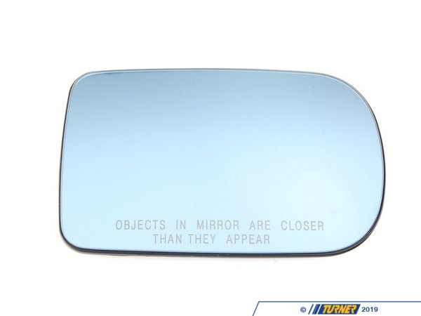 T#9029 - 51168165111 - Genuine BMW Mirror Glas Heated Convex Right - 51168165111 - E38 - Genuine BMW -