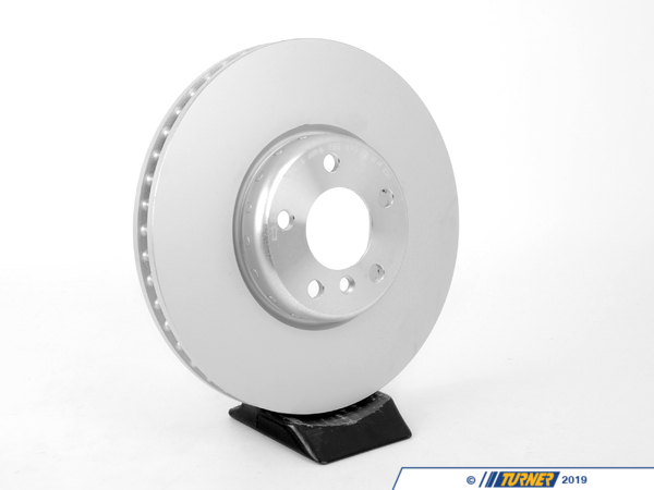 T#19900 - 34116785670 - Genuine BMW Brake Rotor - Front Right - F10 F12 F06 F01 F07  - Genuine BMW -