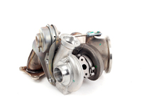 T#363314 - 11657649290 - E9X 335i/xi N54 OEM Rear Turbocharger With Exhaust Manifold (New) - Mitsubishi Turbocharger - BMW