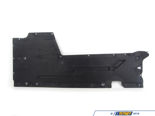 T#119422 - 51757241833 - Genuine BMW Underbody Panelling, Side On - 51757241833 - Genuine BMW -