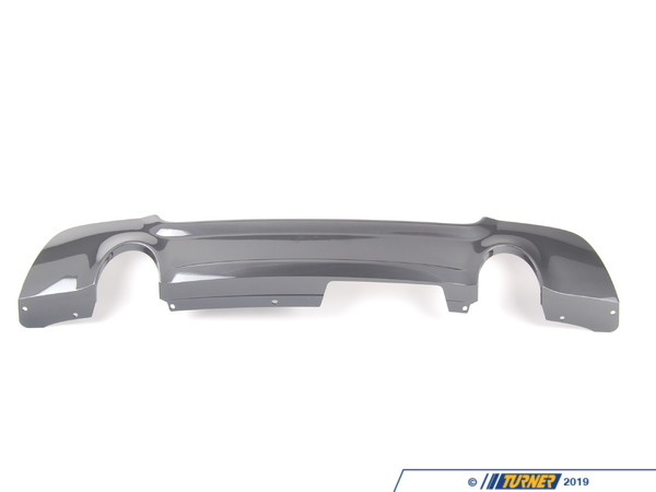 Genuine BMW Genuine BMW M-Sport Lower Rear Valance - E92 E93 335i 335is 335xi 51128043897