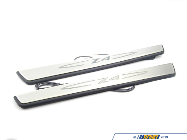 T#109891 - 51470149210 - Genuine BMW Illuminated Door Sill Strip - 51470149210 - Genuine BMW -