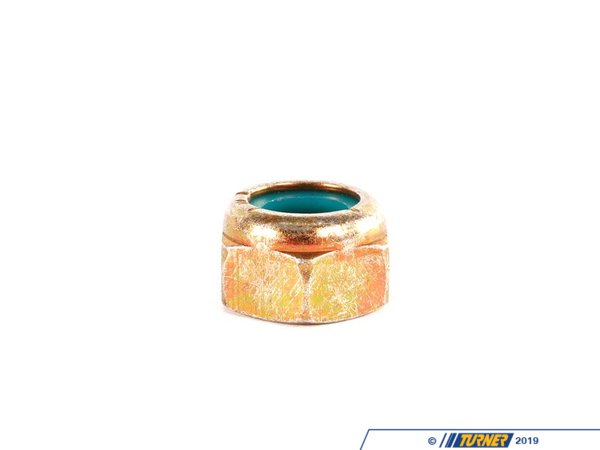 T#7739 - 31321139422 - Genuine BMW Self-Locking Hex Nut M14X1,5 - 31321139422 - E34,E36 - Genuine BMW -