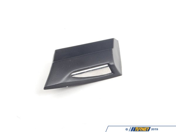 T#23504 - 51131908687 - Genuine BMW Moulding Fender Rear Left - 51131908687 - Genuine BMW -