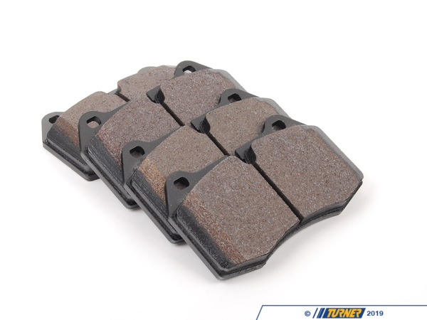 T#65 - TMS65 - Brembo OEM Calipers BMW 840/850, Nissan - Street Brake Pad Set - Hawk HPS - Hawk - BMW