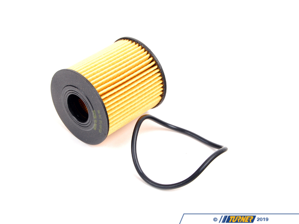 Mahle Oil Filter Kit W/ O-Ring 11427622446
