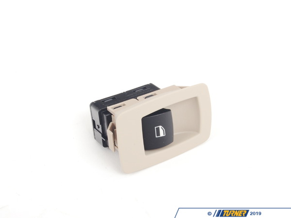 T#142541 - 61316957820 - Genuine BMW Switch Window Lifter Beige - 61316957820 - E92,E93 - Genuine BMW -