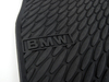 T#110412 - 51472163801 - Genuine BMW All Weather Floor Mat Set - 51472163801 - Lhd, X Schwarz - Genuine BMW -