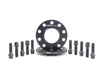 ECS Tuning Front Wheel Spacer & Bolt Kit - 12.5mm - 74.1mm CB