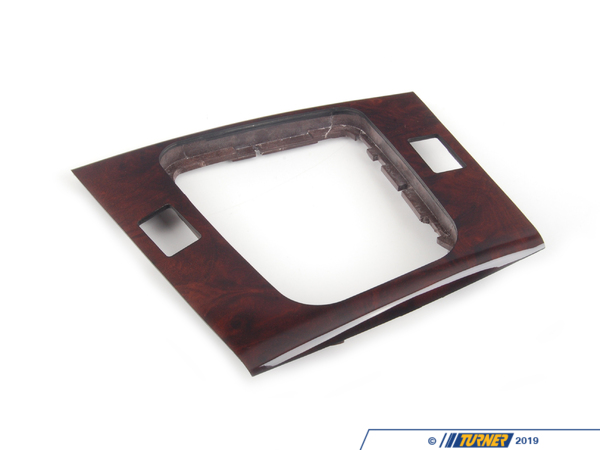 T#85965 - 51168208718 - Genuine BMW Bottom Panel Depositing Box Wood Myrte - 51168208718 - E46 - Genuine BMW -