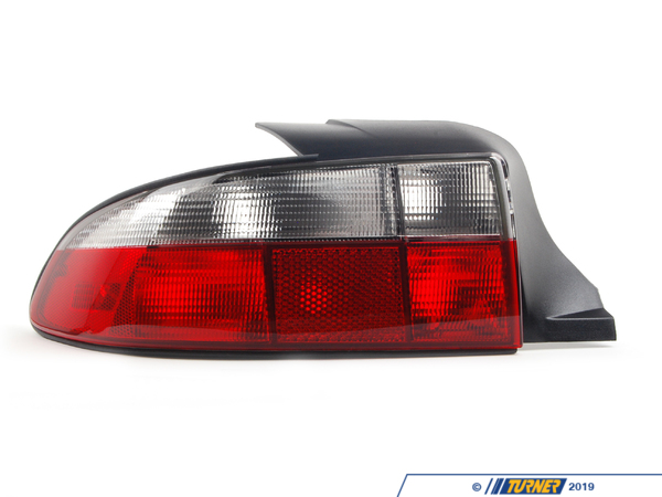 T#10957 - 63212695039 - Genuine BMW Lighting Left Rear Light, White Turn 63212695039 - Genuine BMW -