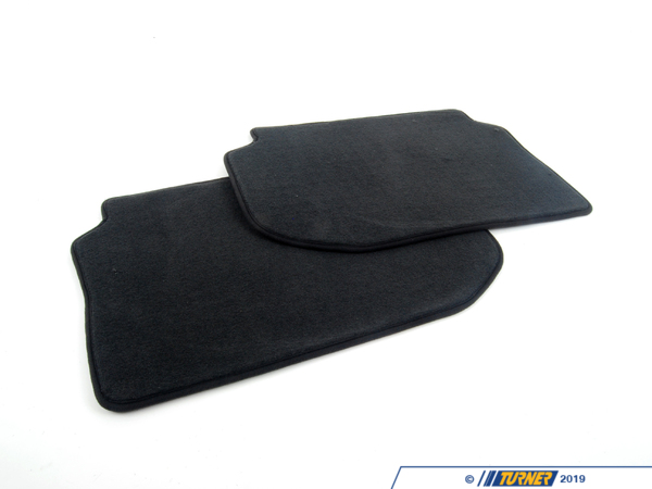T#16387 - 82110440464 - Genuine BMW Floor Mat - Anthraci 82110440464 - Genuine BMW -