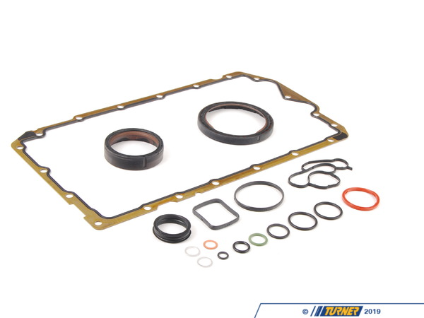 T#30749 - 11117511529 - Genuine BMW Gasket Set Engine Block Asbe - 11117511529 - Genuine BMW -