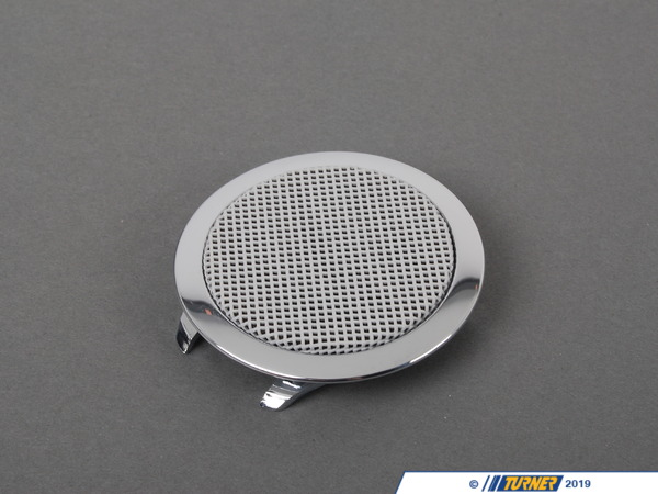 T#102366 - 51432268917 - Genuine BMW Loudspeaker Cover Hellgrau - 51432268917 - E36 - Genuine BMW -