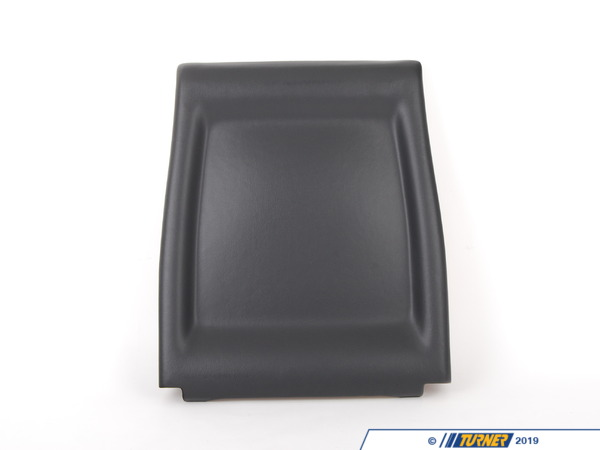 T#121642 - 52101924966 - Genuine BMW Rear Panel Seat Vinyl Schwarz - 52101924966 - E30,E30 M3 - Genuine BMW -